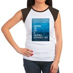 I Survived The End of The World Women's Cap Sleeve