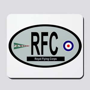 Royal Flying Corps Mousepad
