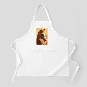 Horse portrait Apron