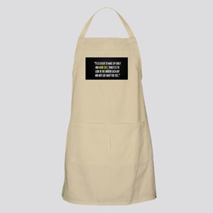Easy workout (Beast mode) Apron