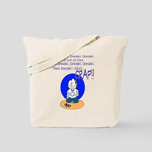 Dreidel Song Tote Bag