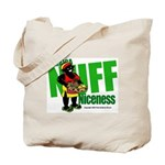 Jamaica Nuff Niceness Tote Bag