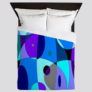 Cool Psychedelic Queen Duvet