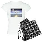 Rocket Launch Women's Light Pajamas