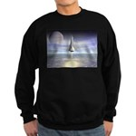 Rocket Launch Sweatshirt (dark)