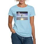 Rocket Launch Women's Light T-Shirt