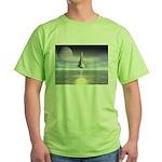 Rocket Launch Green T-Shirt