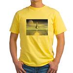Rocket Launch Yellow T-Shirt
