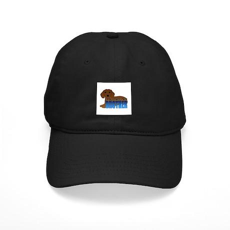 Dachshund Brother Black Cap