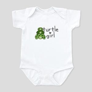 turtle girl Infant Creeper