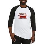 Personalized Prop of Great Dane Baseball Jersey