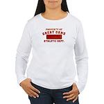 Property of Great Dane Women's Long Sleeve T-Shirt