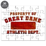 Property of Great Dane Puzzle