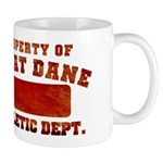 Property of Great Dane Mug