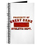 Property of Great Dane Journal