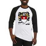 Zorn Coat of Arms Baseball Jersey