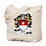 Zorn Coat of Arms Tote Bag