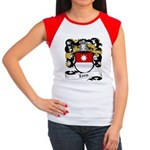 Zorn Coat of Arms Women's Cap Sleeve T-Shirt