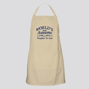 Daughter-In-Law Apron