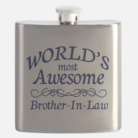Brother-In-Law Flask