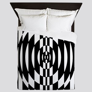 Op - Art Queen Duvet