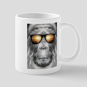 Bigfoot In Shades Mug