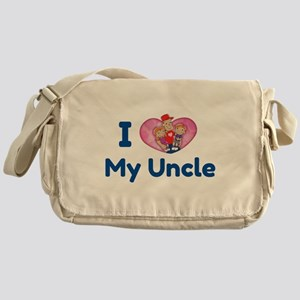 They Don't Make Stuff About Uncles Messenger Bag