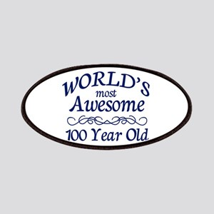 Awesome 100 Year Old Patches