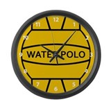 Water polo Giant Clocks