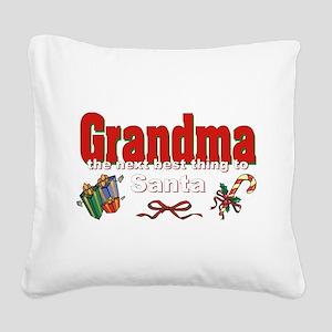 Grandma, the next best thing to Santa Square Canva