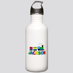 TRAIN - Personalized JACKSON Stainless Water Bottl