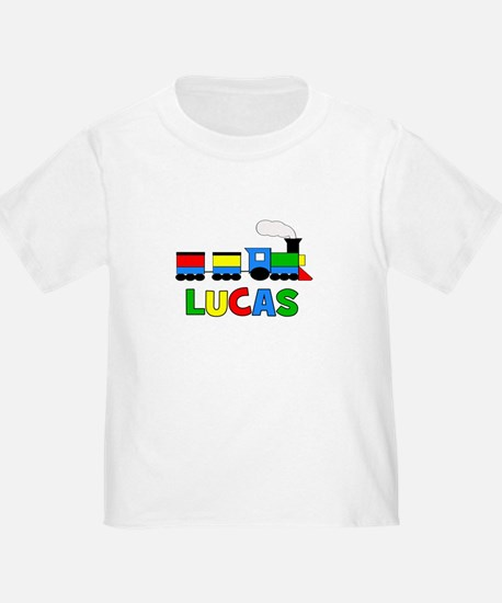 TRAIN - Personalized LUCAS T