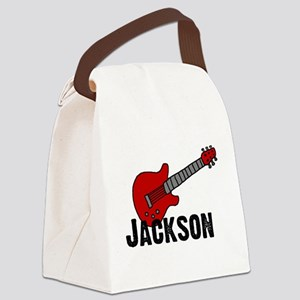 guitarjackson Canvas Lunch Bag