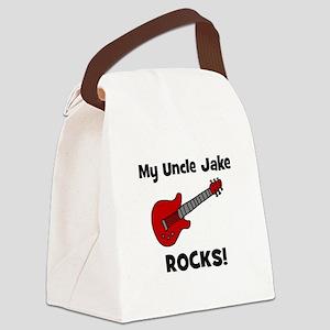 guitar_myunclejakerocks Canvas Lunch Bag