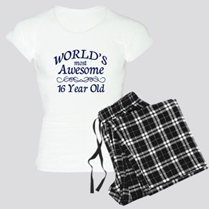 Awesome 16 Year Old Women's Light Pajamas