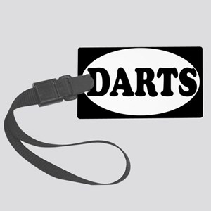 1DARTS Large Luggage Tag