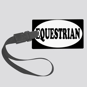 1EQUESTRIAN Large Luggage Tag