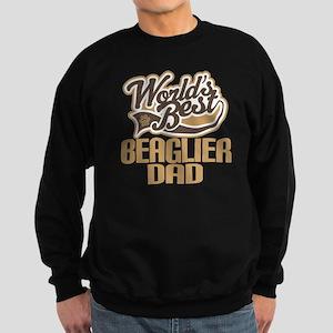 Beaglier Dog Dad Sweatshirt (dark)