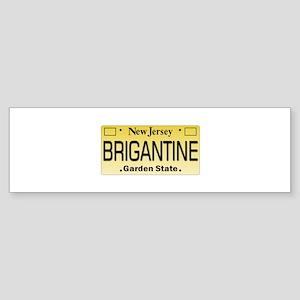 Brigantine NJ Tag Gifts Sticker (Bumper)