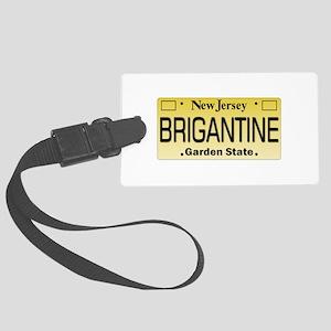 Brigantine NJ Tag Gifts Large Luggage Tag