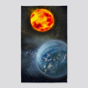 The Other Galaxy 3'x5' Area Rug