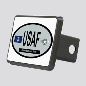 United States Air Force - Low vis Rectangular Hitc