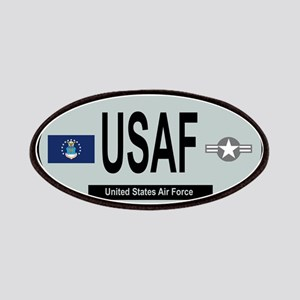 United States Air Force - Low vis Patches