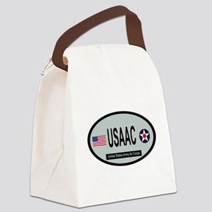 United States Army Air Corps Canvas Lunch Bag