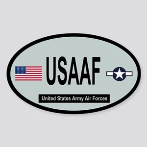 United States Army Air Forces 1943-1947 Sticker (O