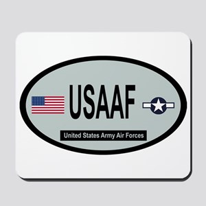 United States Army Air Forces 1943-1947 Mousepad