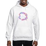 Butterfly Peace Hooded Sweatshirt