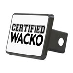 Certified Wacko Rectangular Hitch Cover