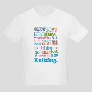 Knitting Kids Light T-Shirt