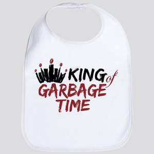 King of Garbage Time Fantasy Football Bib